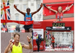 London Marathon Highlights